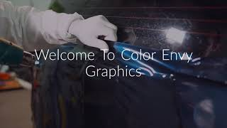 Color Envy Graphics : Car Wrap Design in San Diego