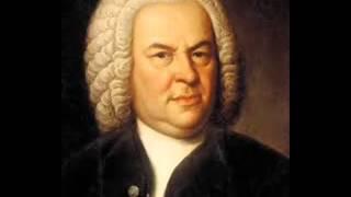 """Johann Sebastian Bach (1685 - 1750) """"TOCCATA E FUGA in re minore"""" BWV 565"""