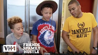 T.I. Busts Domani, King, & Messiah For Losing Major Harris | T.I. & Tiny: The Family Hustle thumbnail