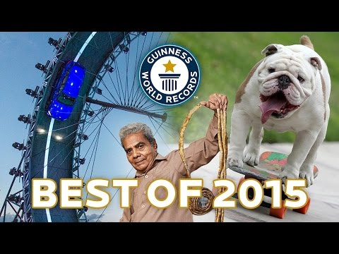 Best of Guinness World Records 2015