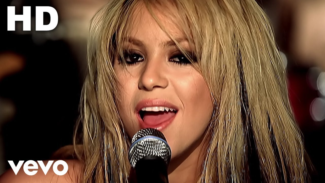Download Shakira - Objection (Tango) (Official Music Video)