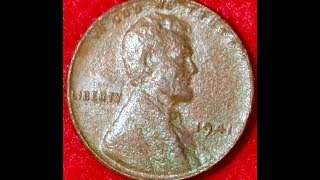Millions & Millions Of 1941 Wheat Pennies With No Mint Mark
