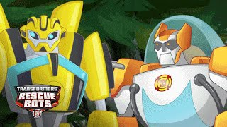 Playskool Heroes U.S. TV Show | Transformers Rescue Bots | Meet Bumblebee