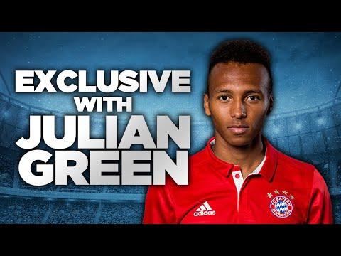 Julian Green: Why Bayern Munich Prospect Chose USA | Quick Fire Questions