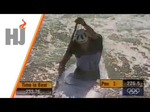 2000 Sydney - la première médaille d'or de Tony Estanguet