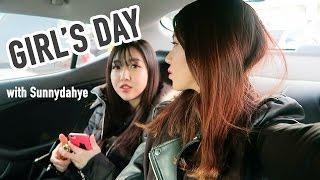 KOREA DIARY | GIRL'S DAY GAROSUGIL With SUNNYDAHYE ♥