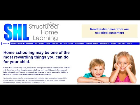 Structured home learning- complete curriculum year 3 review