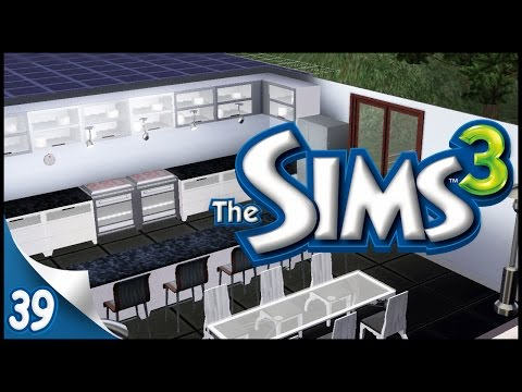 The Sims 3 - EP39 - Modern Kitchen!