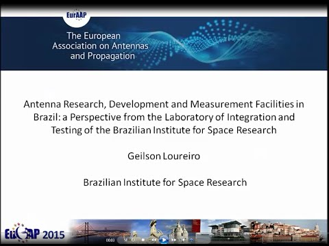 Antenna Research, Development and Measurement Facilities in Brazil.