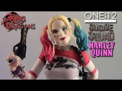 Mezco One:12 Collective - Suicide Squad: Harley Quinn Review