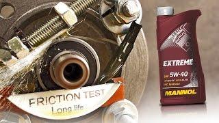 Mannol Extreme 5W40 Jak skutecznie olej chroni silnik?