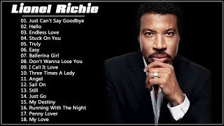 Lionel Richie Greatest Hits Full Playlist 2018 - Top 100 Best Songs Of Lionel Richie
