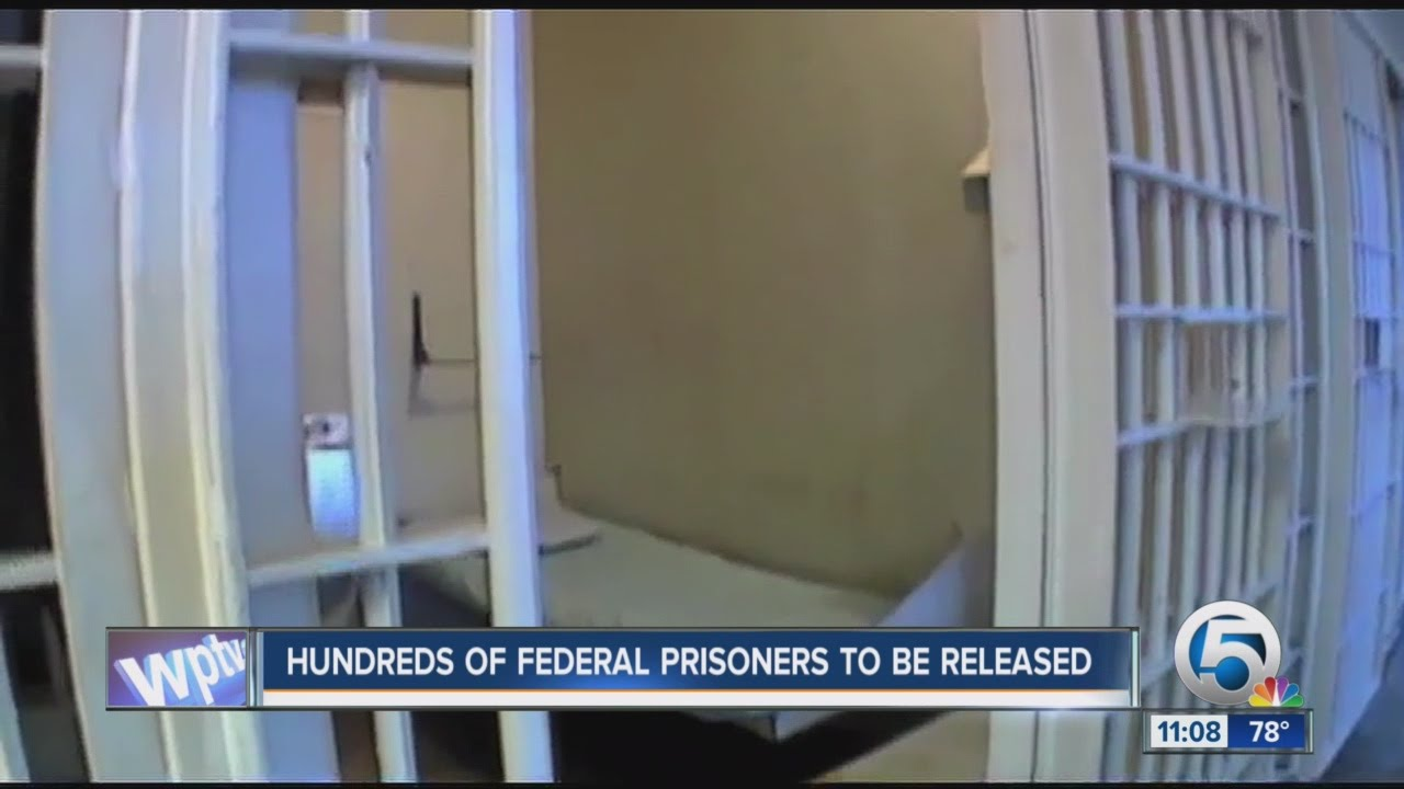 Martin County Sheriff says releasing hundreds of inmates in Florida is a  bad move