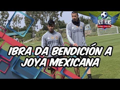 JOYA MEXICANA IMPACTA A IBRAHIMOVIC | GIO DOS SANTOS PIERDE SU DINERO | LAINEZ VA AL MUNDIAL