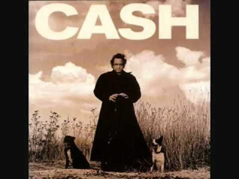 Johnny Cash  I See A Darkness.