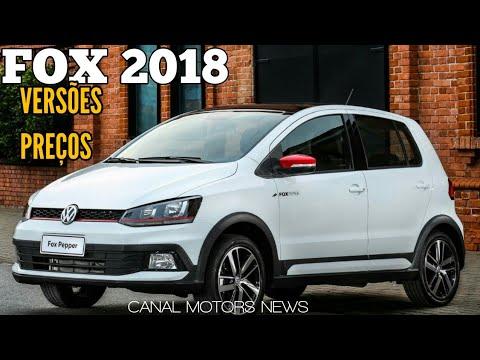 NOVO FOX 2018 OQUE MUDOU PREOS E VERS ES