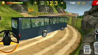 Offroad Bus Transport Simulator Driving 2  Racing Games Android by Appsoleut Games