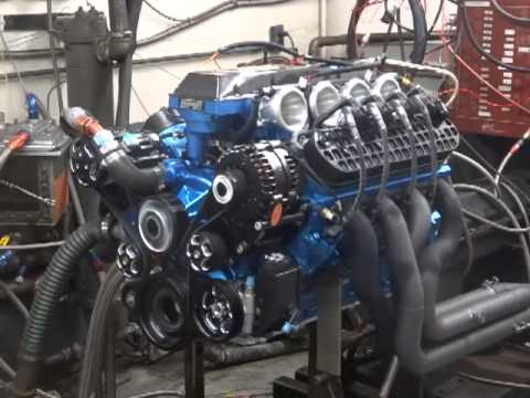 Ls 460 For Sale >> Wegner LS 450 inch LS7 making 710 HP and 651 Torque for Greg Rickman's 71 Firebird - YouTube