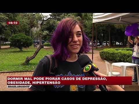 BRASIL URGENTE MINAS 16/03/2018