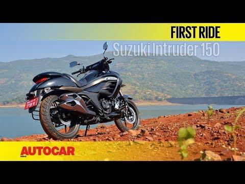 Suzuki Intruder | First Ride | Autocar India