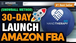[TRANSPARENT] $14,015.82 Amazon Product Re-Launch (Snowball Method Explained)