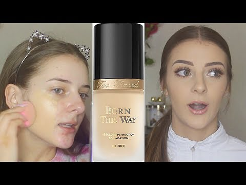 Too Faced Born This Way Foundation Review | FOUNDATION FRIDAY