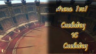 ArcheAge арена с Лордом