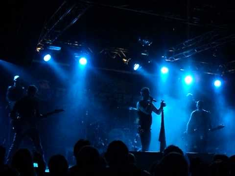 Poets of the Fall - Miss Impossible (live Kantine, Cologne 20.11.2012)