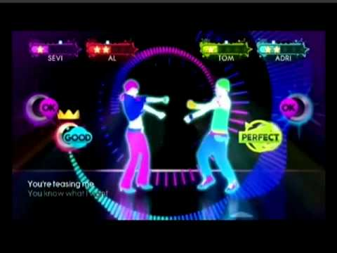 Nelly Furtado ft  Timbaland   Promiscuous just dance 3 HQ WII