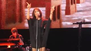 Giorgia È L Amore Che Conta Live Milano Mediolanum Forum 21 12 2014