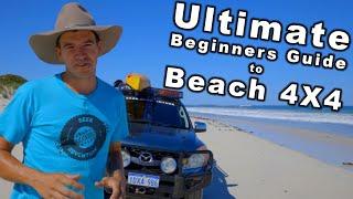 Beach 4x4 Driving Tips   Beginners Guide