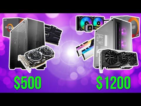 Best PC Builds for Black Friday