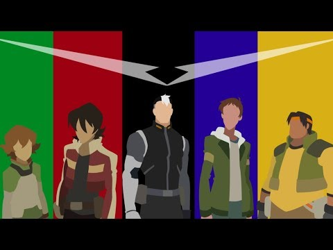 Voltron AMV Glad You Came The Wanted