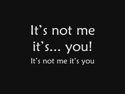 Skillet - It's Not Me It's You (Lyrics)