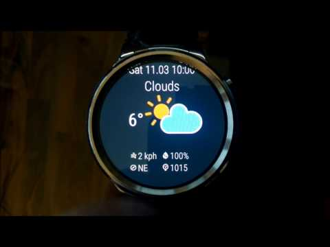 Weather for Android Wear screenshot for Android