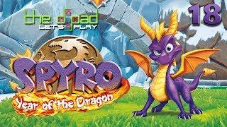 """Gold Bone Dude Zone"" - PART 18 - Spyro: Year of the Dragon"