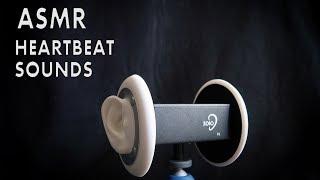 ASMR Real Heartbeat Sounds & White Noise | 3Dio | Chloë Jeanne ASMR
