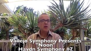 Baixar Minute with Marc: Episode #5 - Vallejo Symphony Concert II - 'Noon'