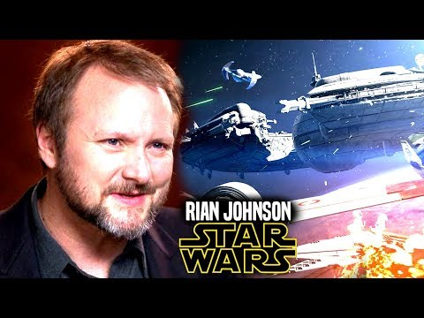 Disney May Change Rian Johnson