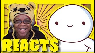 Embarrassing Times To Get Recognized by TheOdd1sOut | Story Time Animation Reaction