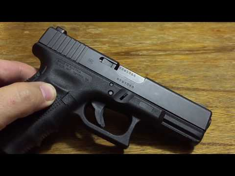 Installing TruGlo Night Sights on Glock 19