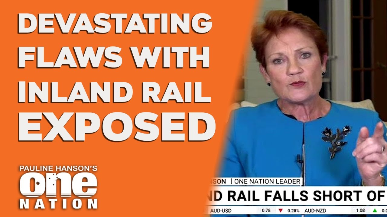 Devastating Flaws With Inland Rail Exposed