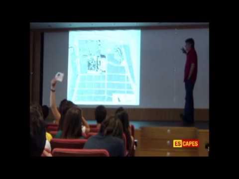 prof. Javier Ruiz on Madrid urbanism genesis, ESCAPES Platform / July 2012.