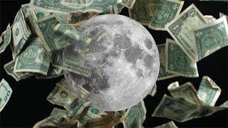 Amarre de Luna Llena Para el Dinero