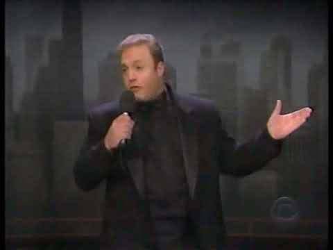 Kevin James Stand Up &  David Letterman 12311999