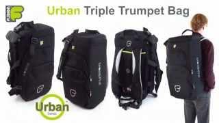 Bag für 3 Trompeten Fusion Bags Urban Serie