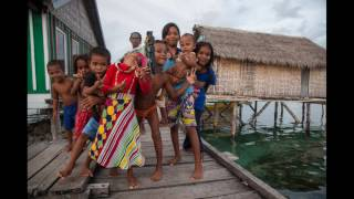 A Walk With The Bajau People