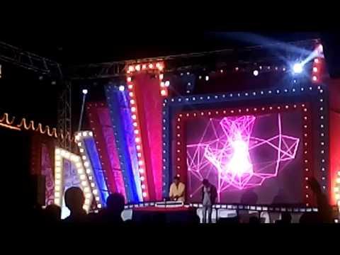 DJ Kunal Scorpio Live New Year Bash 2014-15 Krazy Castle Aqua ParkNagpur