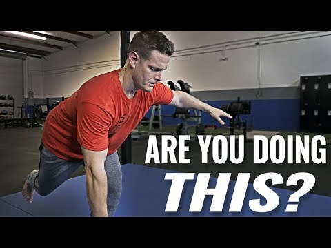 Proprioception Exercises & Training for Better Body Control