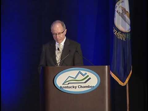 Impact of Regulations on Kentucky's Economy at 2016 Business Summit